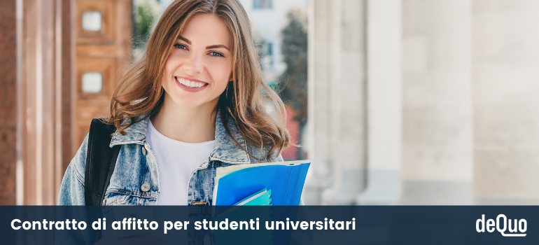 canone affitto studenti universitari