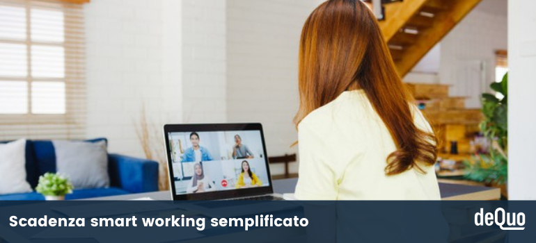 smart working semplificato